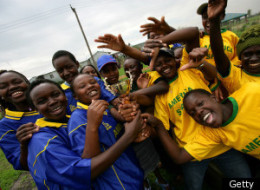Empowering Kenyan Women To Aim High On And Off The Field