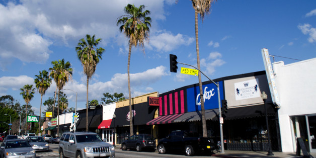 How Fairfax Became The Coolest Street In Los Angeles