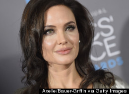 Angelina Jolie Voted Most Admired Woman In The World