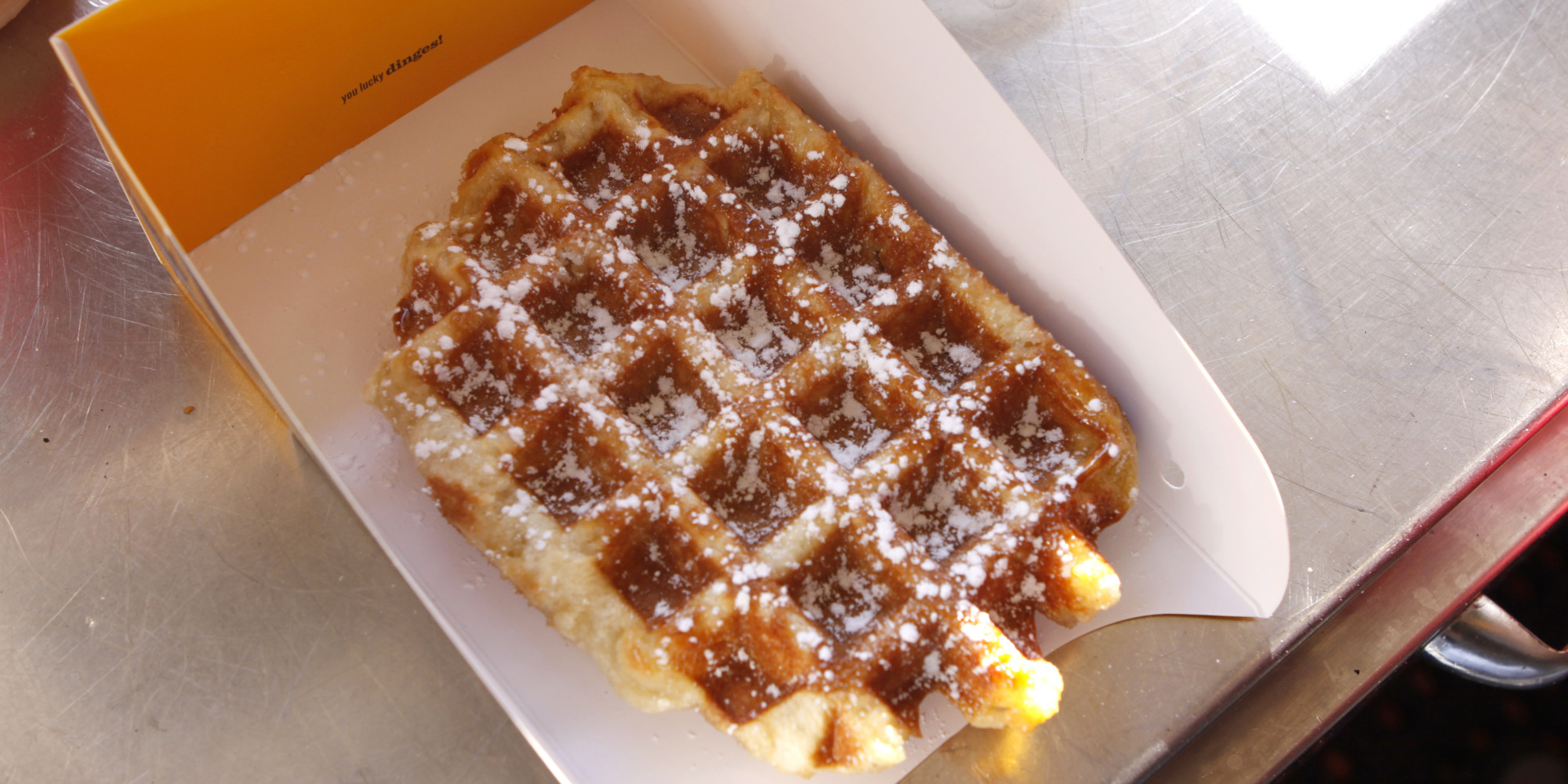 The History Of The Belgian Waffle, Which We've Apparently Been Eating ...