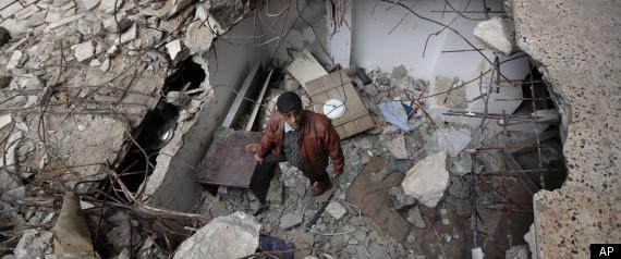 LIBYA UNDERGROUND JAIL