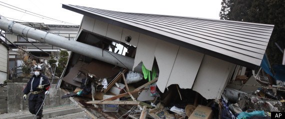 Japan Death Toll Rises