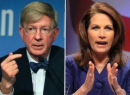 George Will Michele Bachmann