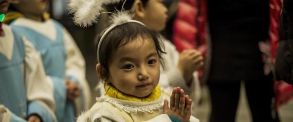CHINA CHRISTIANITY