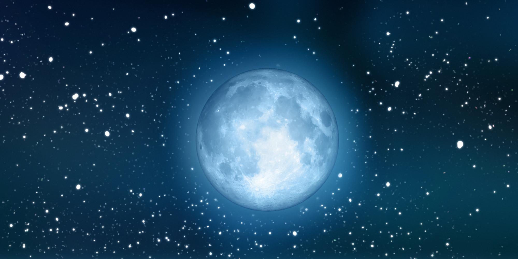 Imagenes De Baño De Luna:Imagenes De La Luna Llena