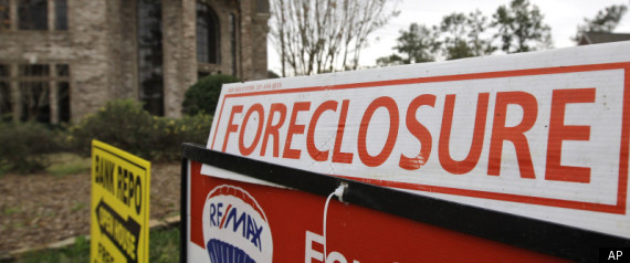 Republicans pass a bill that would unwind an anti-foreclosure program unlikely to pass the Senate.
