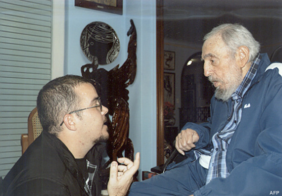 photos fidel castro