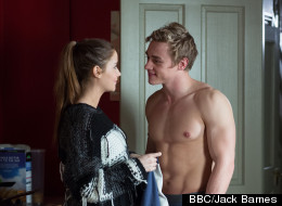 Peter Beale's Abs Send Twitter Into Meltdown