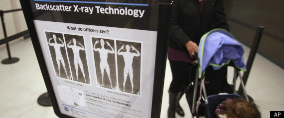 Radiation Body Scanners