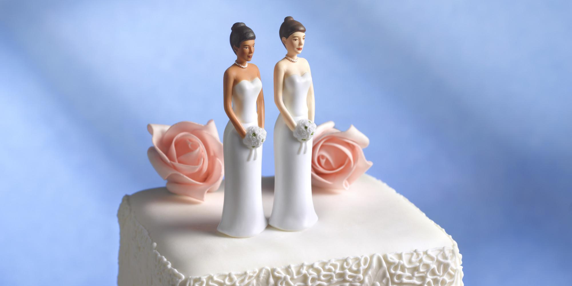 iowa wedding cake lesbian couple n .