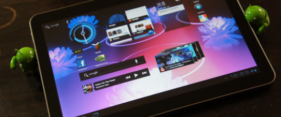 Samsung Galaxy Tab 101 Video