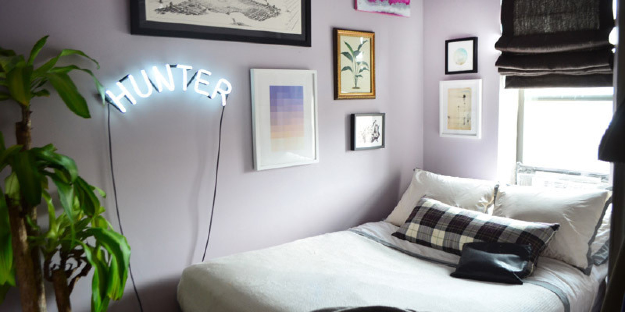 small bedroom tricks from a real life tiny home huffpost