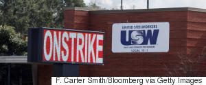 UNITED STEELWORKERS STRIKE