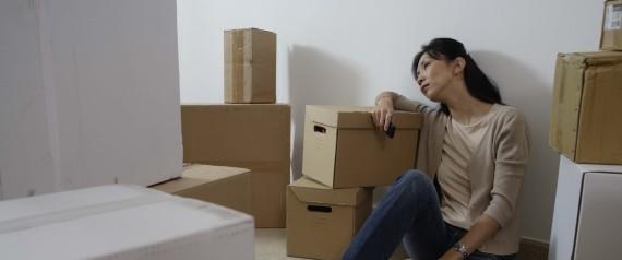DIVORCE MOVING