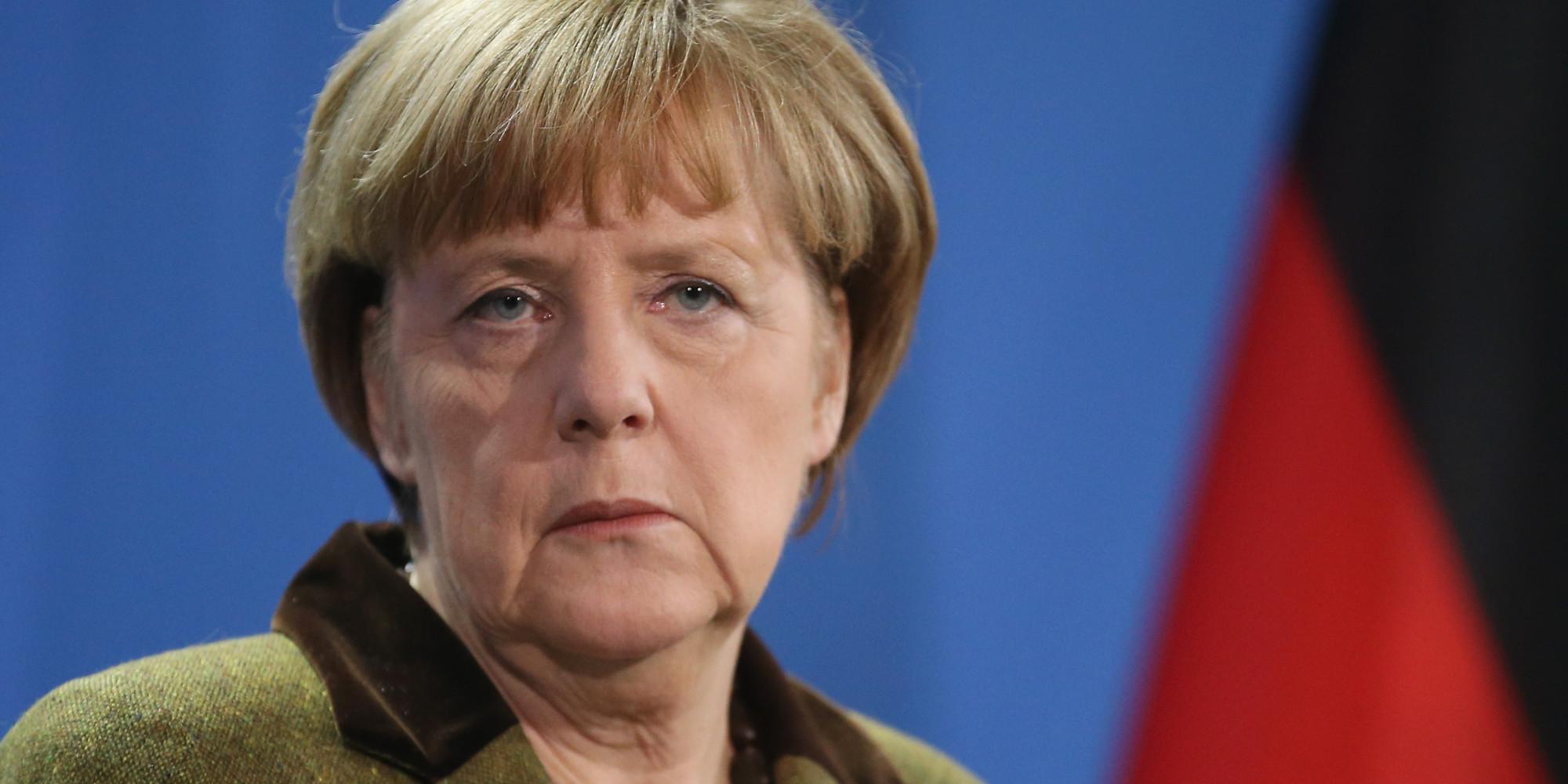 <b>Angela Merkel</b>: Die Stimme in ihrem Kopf ist nicht Gott | Sibylle Barden- ... - o-ANGELA-MERKEL-facebook