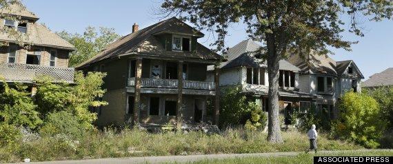 detroit row houses