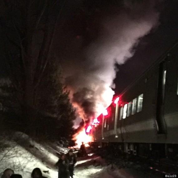Investigation Begins In Fatal Metro-North Train-SUV Crash