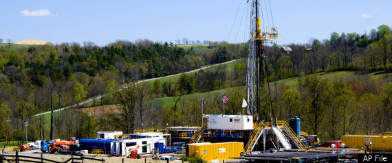 Arkansas earthquakes decline as fracking ends