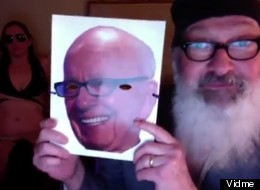 WATCH: Randy Quaid's Bizarre NSFW 'Sex Video'