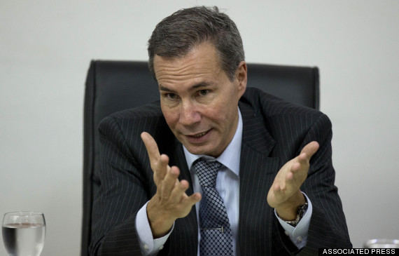 nisman accuse