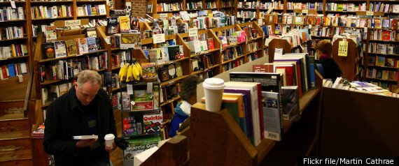 BOOKSTORE OF THE YEAR