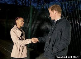Another Royal First For Prince Harry