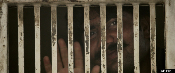 Pakistan Prisoner