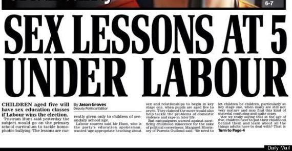 sex lessons labour