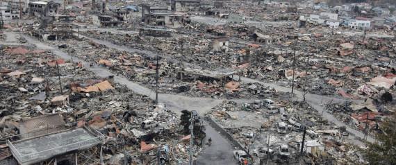 JAPAN NUCLEAR FIRE