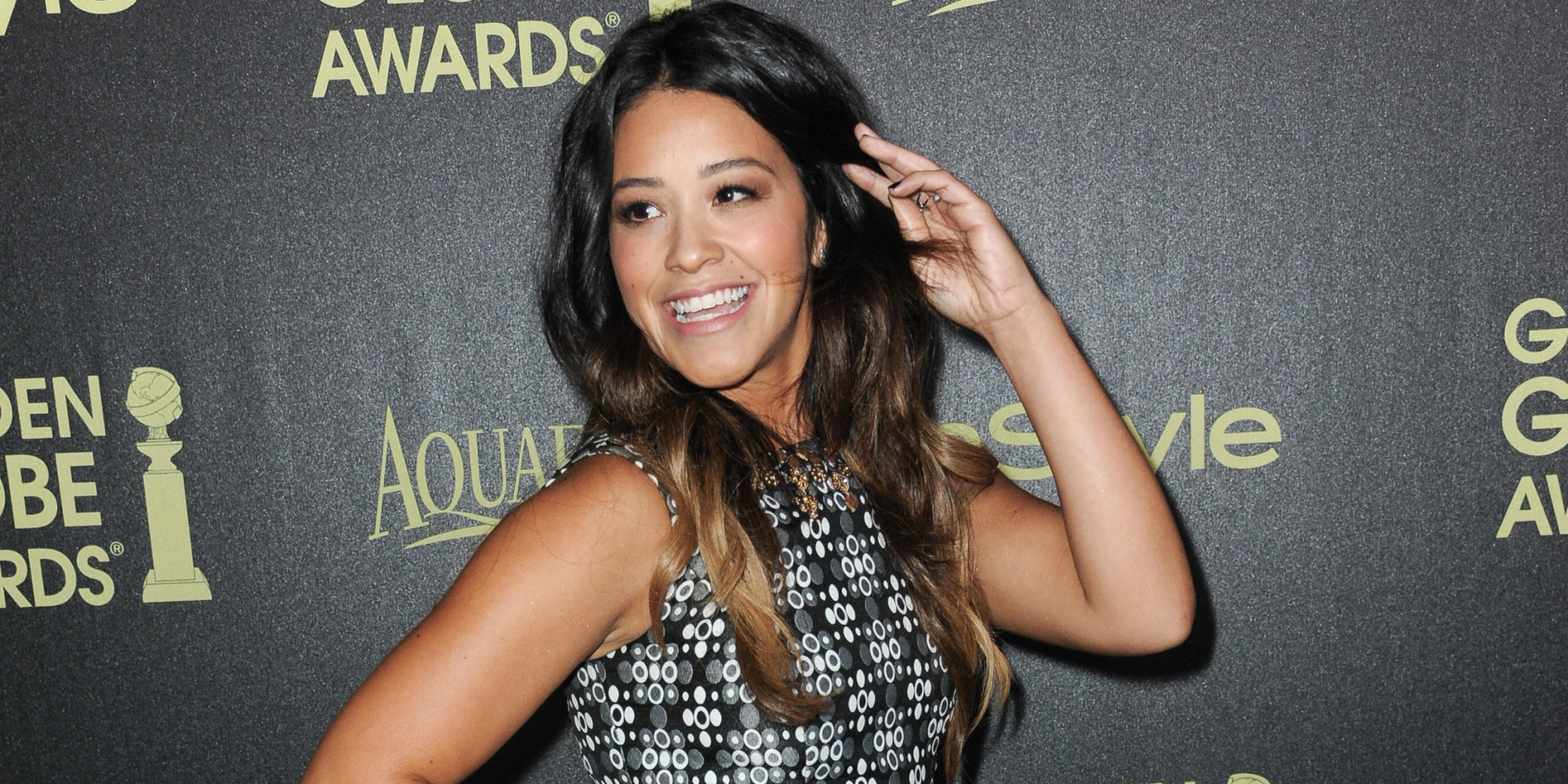 Gina Rodriguez & Her Boyfriend Call It Quits After Over A Year Of ...