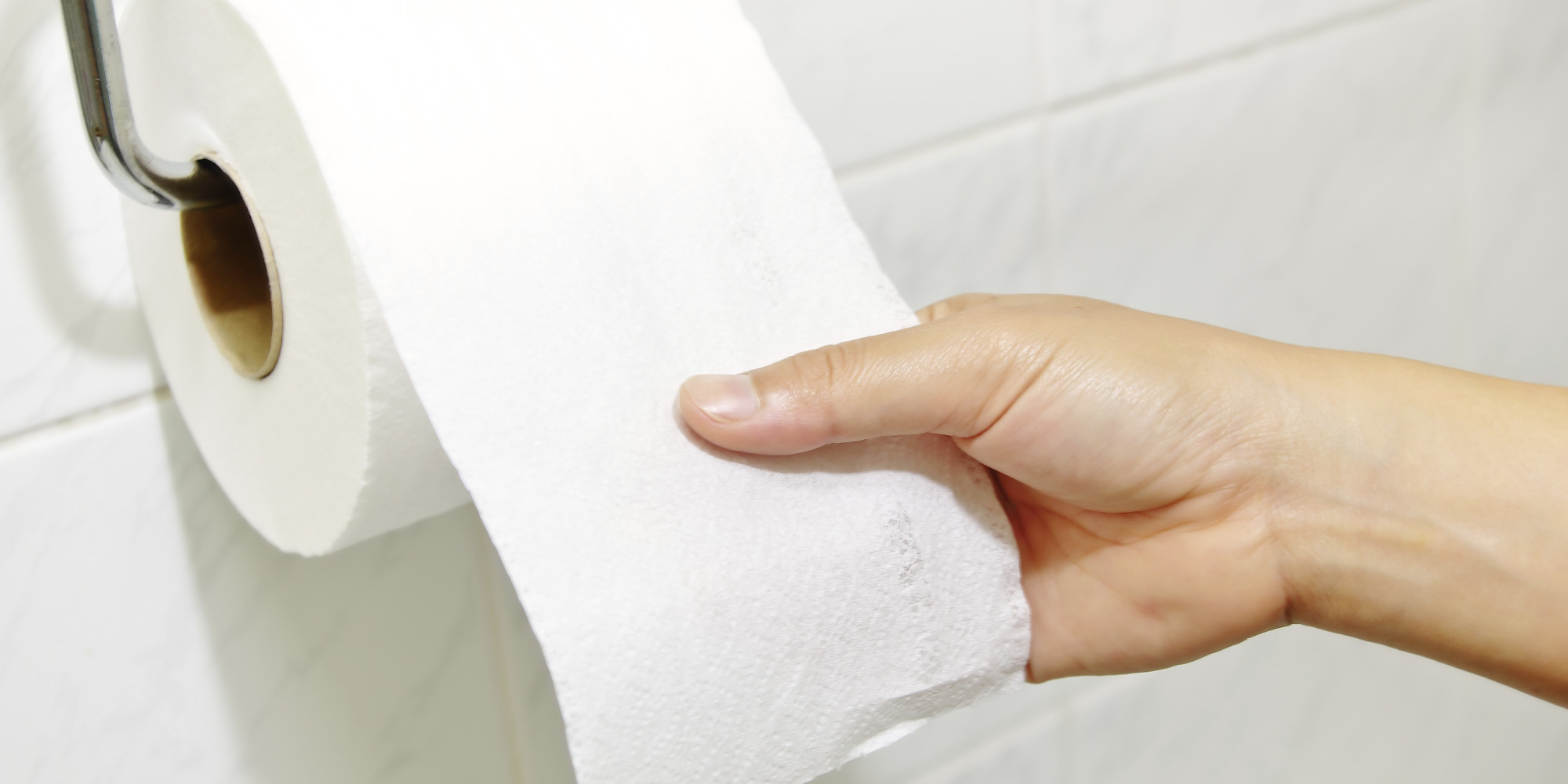 News Anchors Crack Up Over De Sheeting Toilet Paper