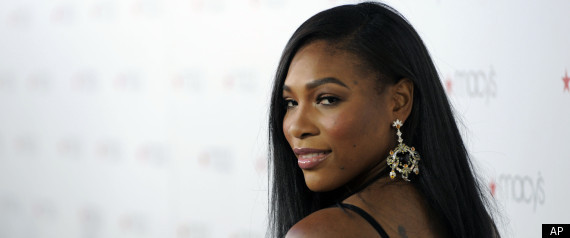 SERENA WILLIAMS DEPRESSED