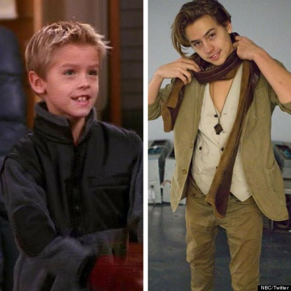 Huffpost celebrity twins sprouse