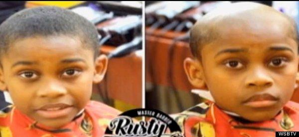 Benjamin Button Haircut | barber - 37.8KB