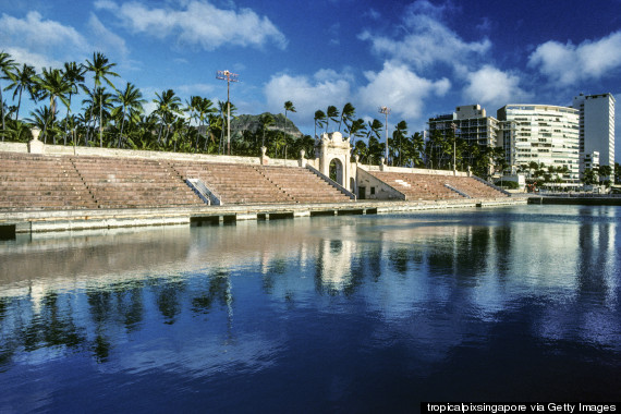 natatorium hawaii