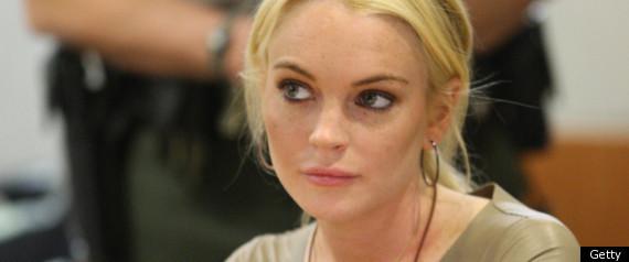 lindsay lohan vampire photos. Lindsay Lohan Poses As A