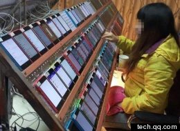Is This How App Rankings Are Manipulated In China?