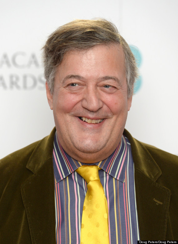 Stephen Fry 'Dizzyingly Happy' Following Marriage, Shares ...