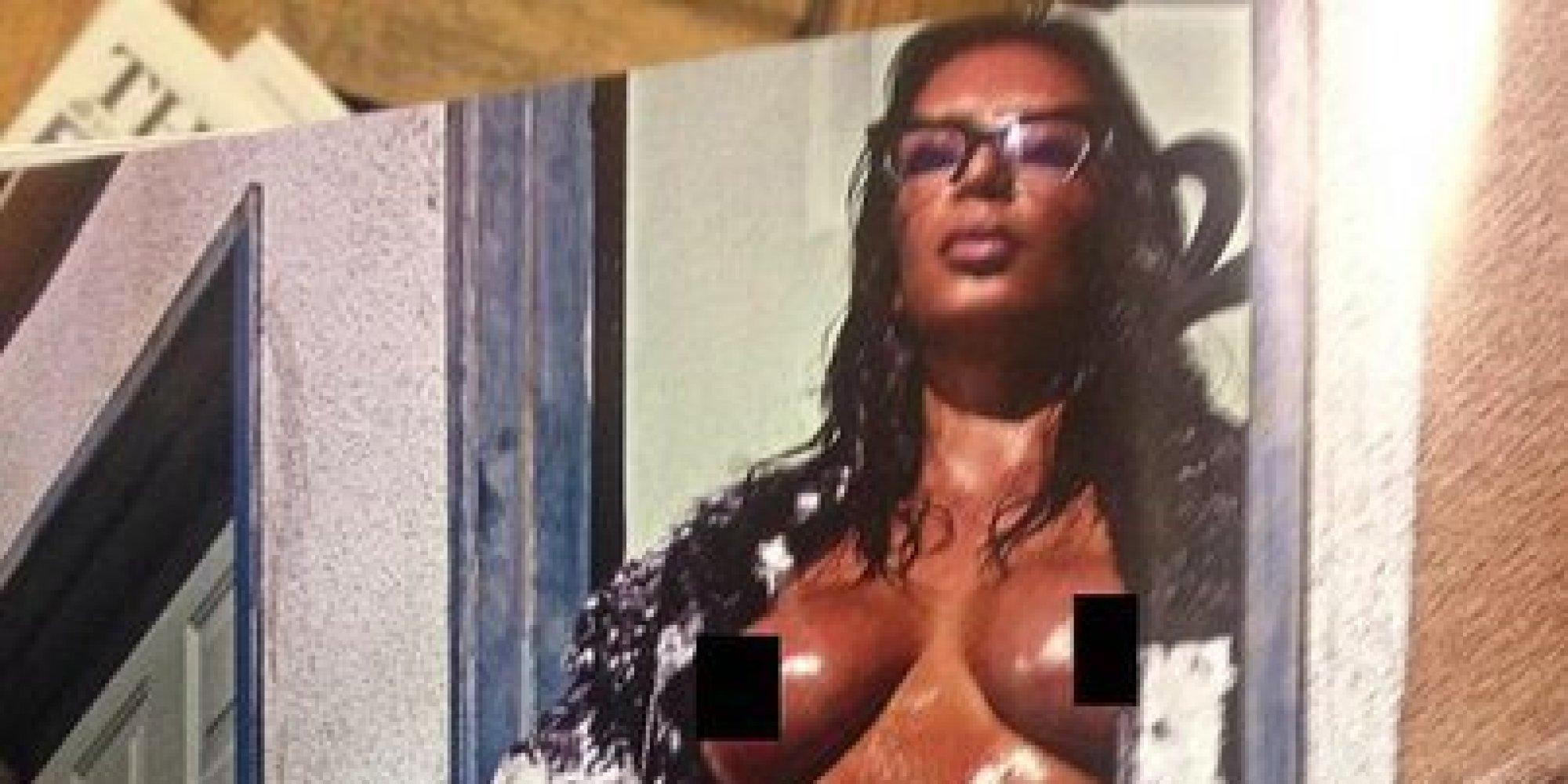 Schauen Sie sich Kim Kardashian Sex Tape einbetten