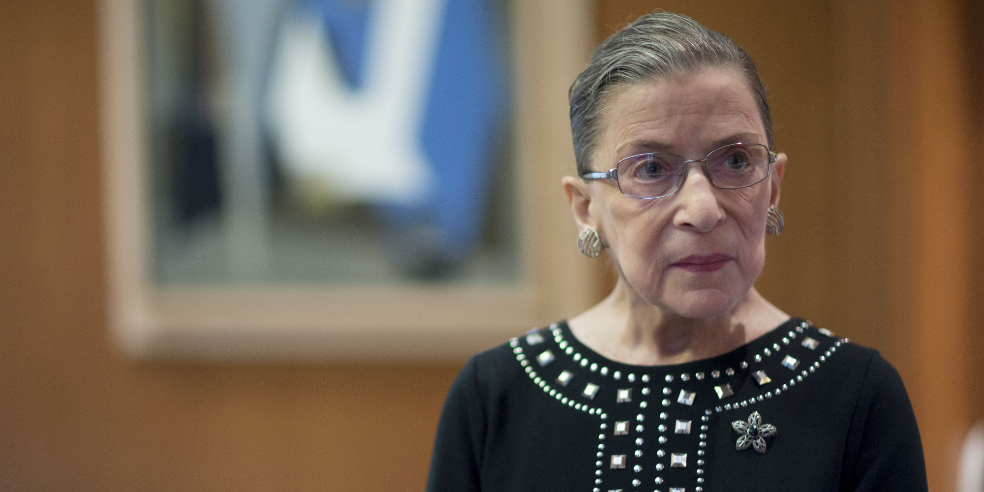 Ruth Bader Ginsburg Says The Campaign Field Is 'Being ...