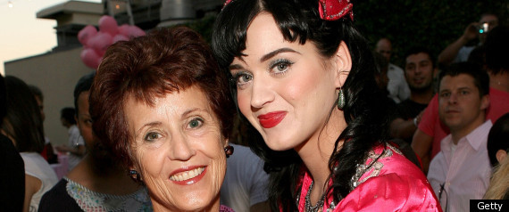 Katy Perrys Mom