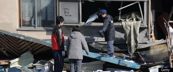 JAPAN DESTROYED HOME