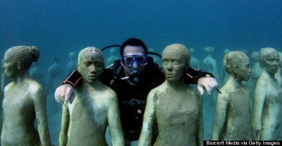 grenada underwater museum