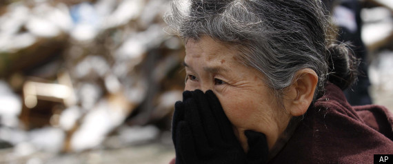 Japan Earthquake Elderly