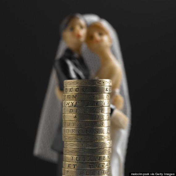 couple worrying money