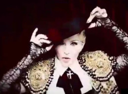 Madonna Unveils 'Living For Love' Video... On Snapchat