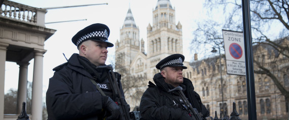 BRITAIN POLICE