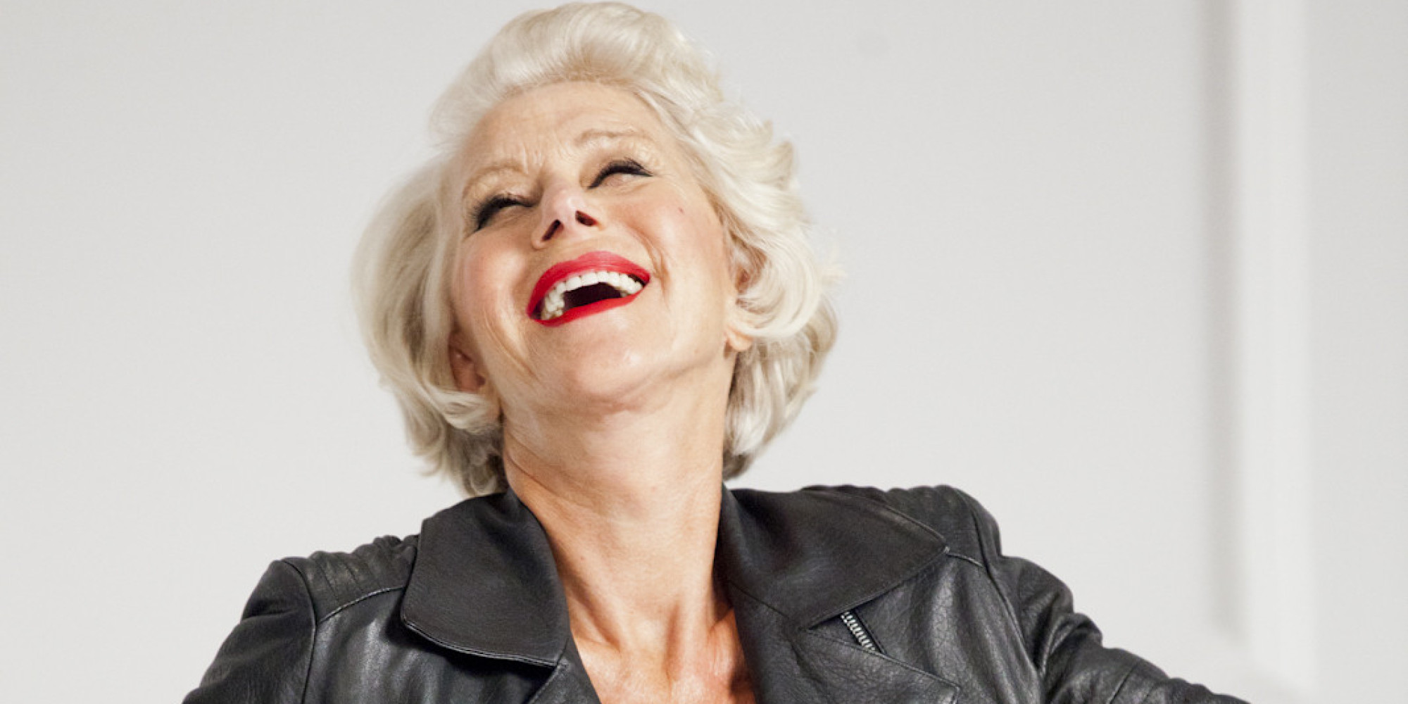 Helen Mirren Is The New Face Of LOreal At 69 And Looks