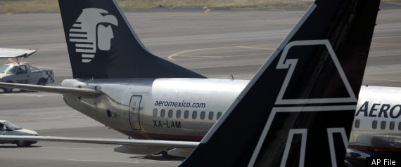 AEROMEXICO DRUNK PILOTS