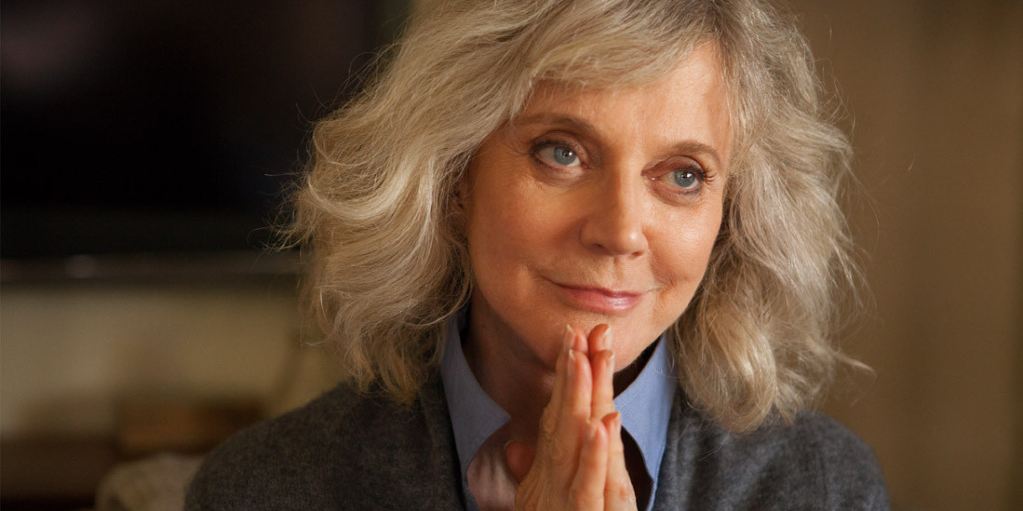 Blythe danner says 35 in hollywood used to be old not anymore